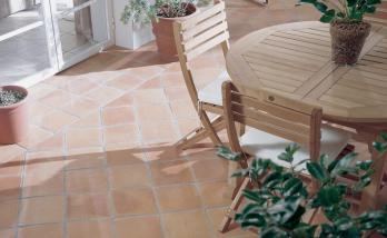 terrasse en bois exotique à Ascain - 64065 _