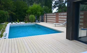 Rénovation piscine - Anglet -