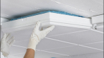Isolation plafond sous-sol polystyrène extrudé -