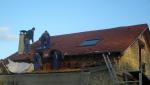 Chantier rénovation toiture - Anglet - 64600 -